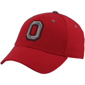 Top of the World Ohio State Buckeyes One-Fit Hat - Scarlet