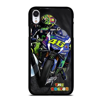 MOTO GP ROSSI THE DOCTOR STYLE iPhone XR Case