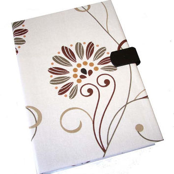 iPad 5 2 3 or 4 Hard Case, iPad air Cover, iPad Sleeve, i Pad stand up iPad mini hard case Floral swirl Camera Hole option