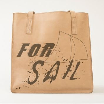 For Sail UBUNTU Collection Tote