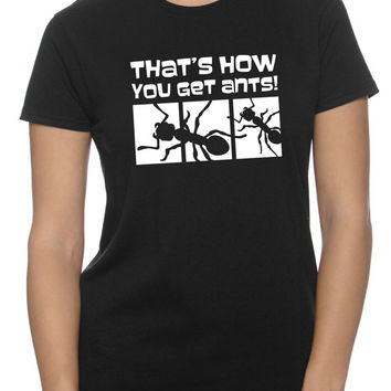 "Archer ""Ants"" Ladies T-Shirt (XS - 3XL)"