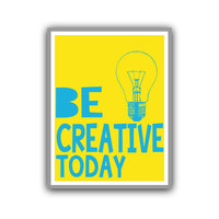 Inspirational and Motivational Typography Poster Art Home Decor
