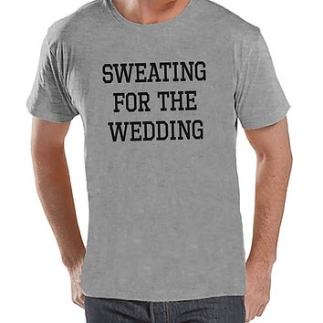 7 ate 9 Apparel Men's Sweating for Wedding T-shirt