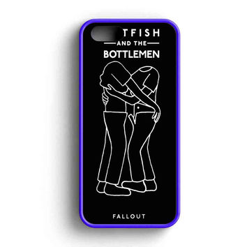Catfish And The Bottlemen Fallout iPhone 5 Case iPhone 5s Case iPhone 5c Case