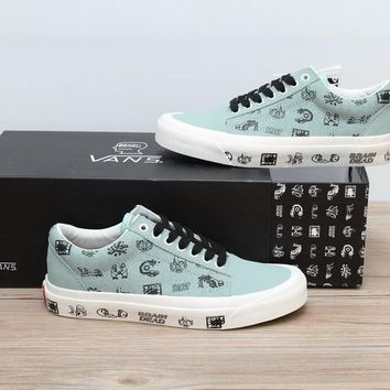 Brain Dead x Vans Vault Running Shoes 35-44