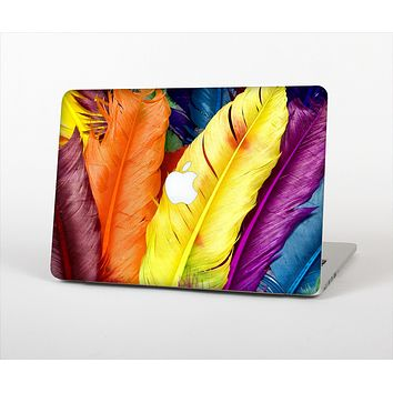 The Hd Color Feathers Skin Set for the Apple MacBook Air 13""
