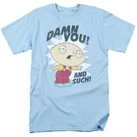 Family Guy - And Such Short Sleeve Adult 18/1