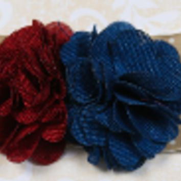 Giggle Moon Royal Beauty Knit Headband (sz INF, TOD)