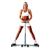 Fitness Quest Leg Magic Exerciser