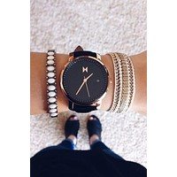 MVMT Women Cute Watch Fashion Quartz Watch Casual Wristwatch