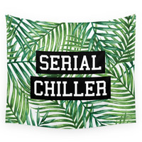 Society6 Serial Chiller Wall Tapestry