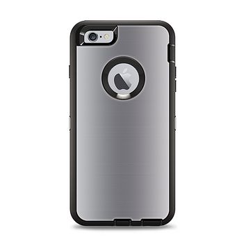 The Chrome Reflective Apple iPhone 6 Plus Otterbox Defender Case Skin Set