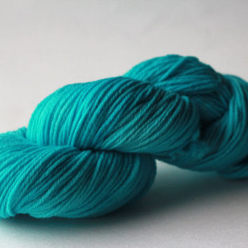 Aqua - DK Weight Merino Wool Yarn - 246 Yards / 100g