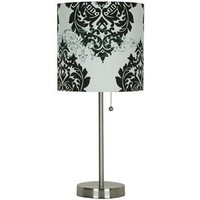 Room Essentials® Stick Lamp - Damask : Target