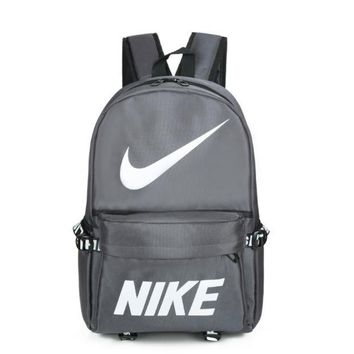 PEAPDQ7 High Quality Nike Print Unisex School Bag Travel Bag Laptop Backpack