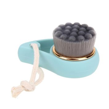 Soft Hair Facial Cleansing Brush Face Wash Brushes Bamboo Charcoal Massage Pore Cleanser Beauty Make up Skin Care Clean Brush