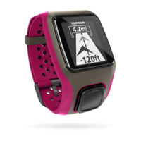 TomTom Multi_Sport GPS Watch - Dark Pink