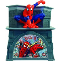 Spider-Man Bank Alarm Clock
