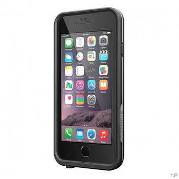 The Black iPhone 6 LifeProof frē WaterProof Case
