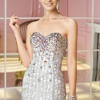 Alyce Homecoming 4365 Dress