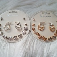 Hoop Earring Bundle