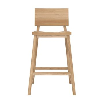 Ethnicraft N3 Counter Stool