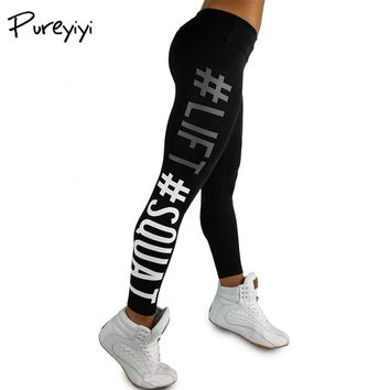 Women Fitness Sporting Push Up Leggings High Elastic Pants Lady Casual Skinny Trousers