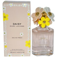 Marc Jacobs Daisy Eau So Fresh By Marc Jacobs Eau-de-toilette Spray for Women, 4.20-Fluid Ounce
