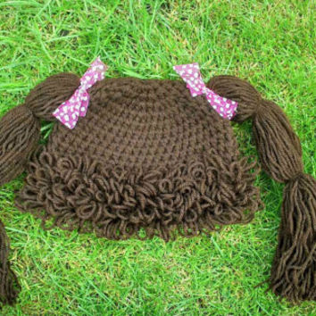 Cute Cabbage Patch Doll Hats For Sale! Various Sizes And Colours Available