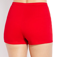Must-Have High-Waisted Shorts