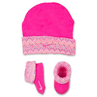 Girls' Infant Nike Hat/Bootie Combo