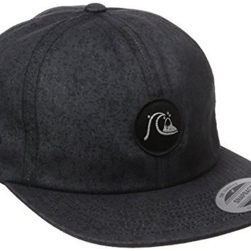 Quiksilver Men's Turbs Hat, Black, One Size