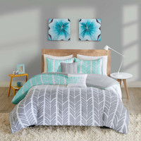 Latitude Run Cherie Comforter Set
