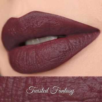 Twisted Fantasy Liquid Lipstick Matte Attack Liquid Lipstick