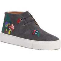 Mira Mikati 'Butterfly Forest' Embroidered Chukka Sneaker (Women) | Nordstrom