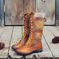 The Elm & Stout Boots