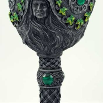 Maiden, Mother & Crone Chalice [RC099] - $33.95 : Official Witch Shoppe Online Shopping, Your Wiccan, pagan, witch and witchcraft supplies online store, featuring Laurie Cabot signature products.