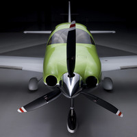 Cessna TTx - The fastest fixed gear single engine plane in the world