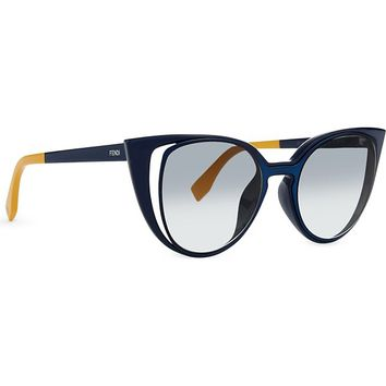 FENDI - FF0136 cat-eye sunglasses | Selfridges.com