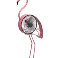 USB Fan - Flamingo