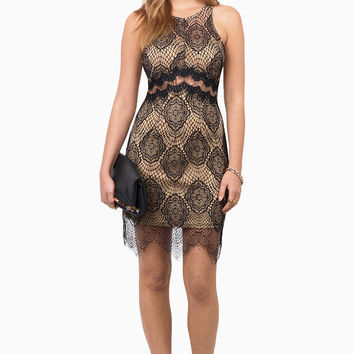 Love And Lore Bodycon Dress