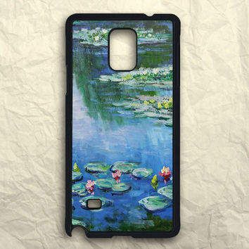 Monet Water Lilies Samsung Galaxy Note 3 Case