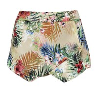 Hollie Tropical Scuba Skort