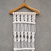 Macrame wall hanging Boho home decor