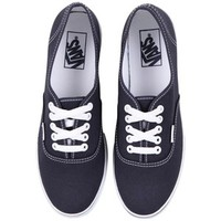 Vans Authentic Lo Pro - Navy (Womens)
