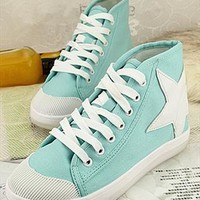 Sneakers with Star from topsales