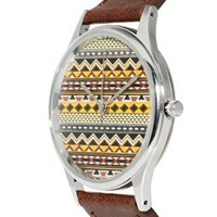 Fairisle/Tribal Face Watch