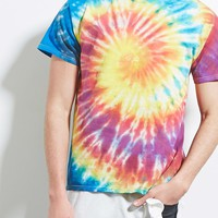 Hype Means Nothing Tie Dye Tee