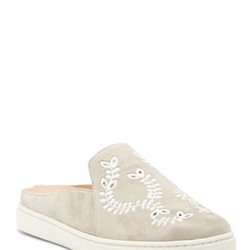 Via Spiga | Rina Embroidered Slip-On Sneaker | Nordstrom Rack