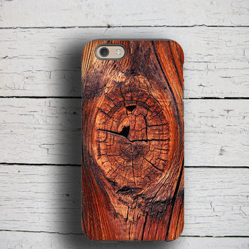 Faux wood iPhone 6 Case, iPhone 6 Plus Case, unique iPhone 5 cover, wooden iPhone Case, iPhone 5C Case, Samsung Galaxy case - Gift for men
